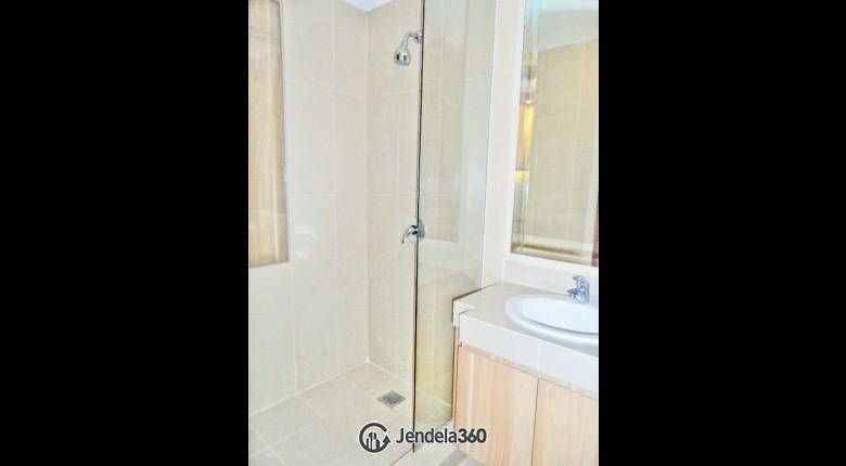 Bathroom Apartemen U Residence Karawaci