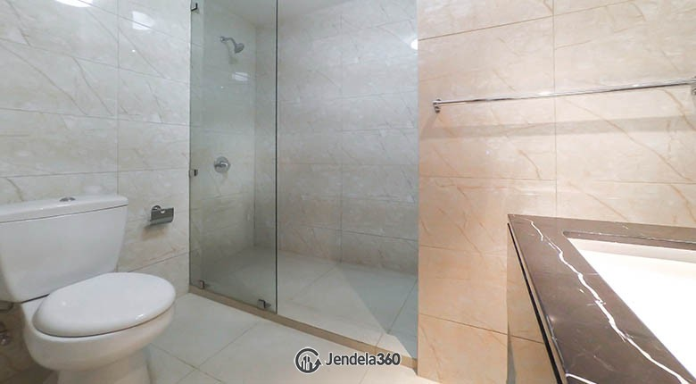 bathroom The Mansion Kemayoran Jasmine