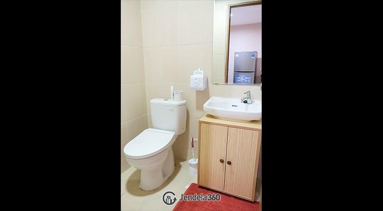 bathroom Apartemen The Oasis Cikarang Apartment