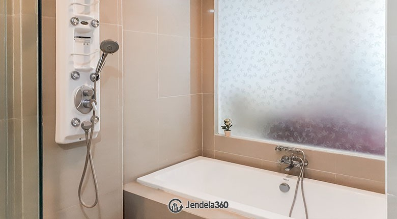 Bathroom Kemang Village Apartment