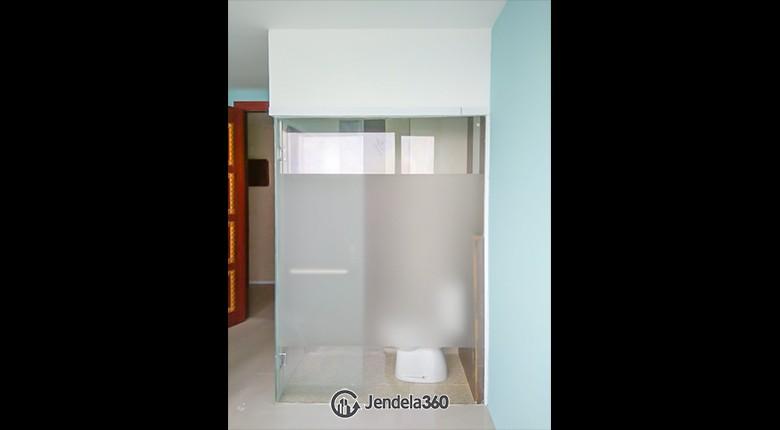 Bathroom Apartemen Saladdin Mansion