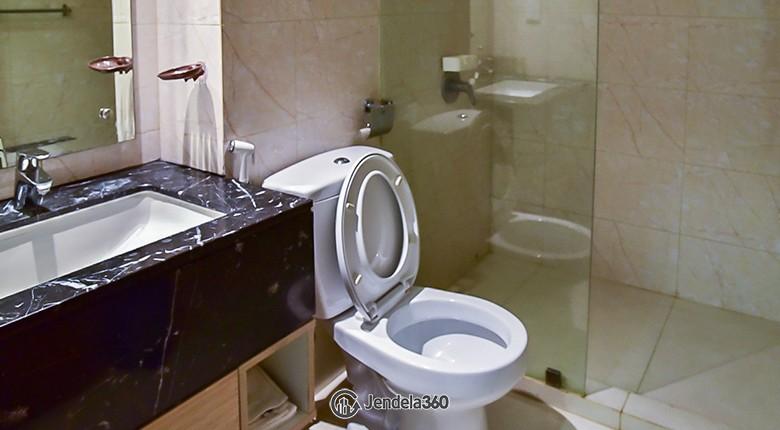 Bathroom Apartemen The Mansion Kemayoran Jasmine