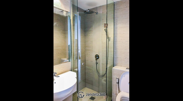 Bathroom Taman Anggrek Residence Apartment