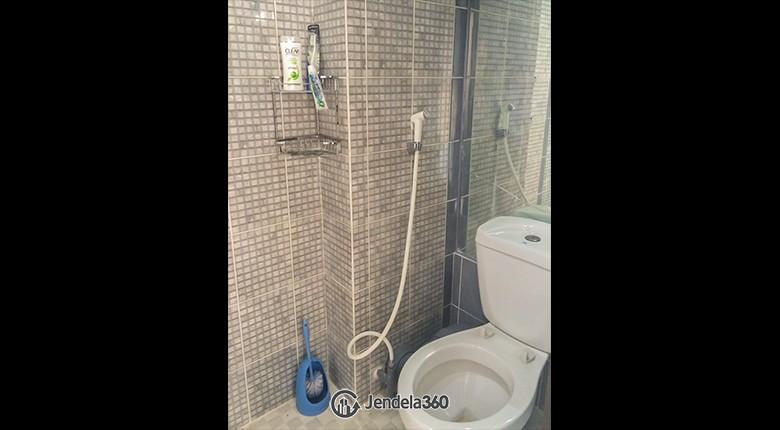 Bathroom Cibubur Village Apartment Apartment