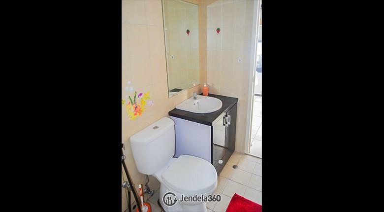 Bathroom Mediterania Marina Ancol Apartment Apartment
