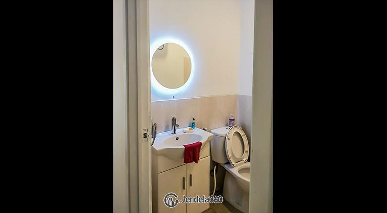 Bathroom Apartemen Best Western Mangga Dua