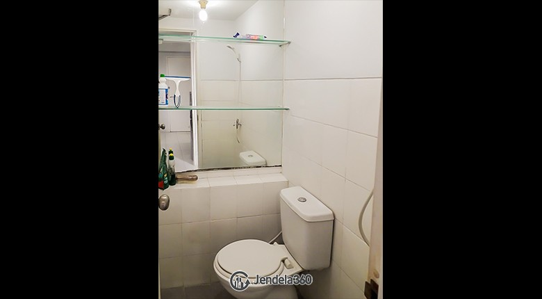 Bathroom Kalibata City Apartment