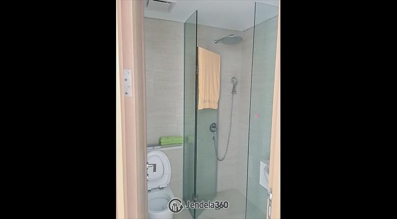 Bathroom Taman Anggrek Residence Apartment