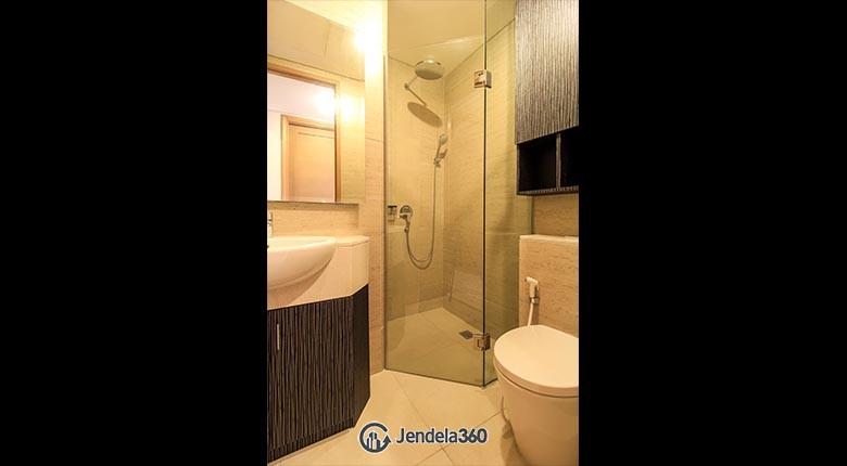 Bathroom Apartemen Taman Anggrek Residence