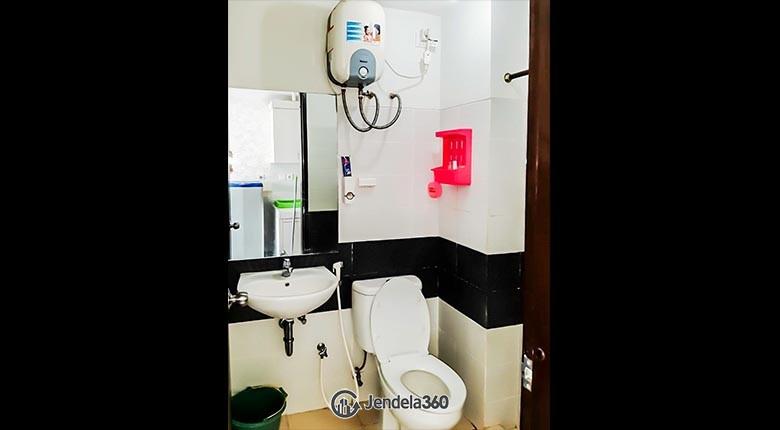 Bathroom Scientia Residences Summarecon Serpong
