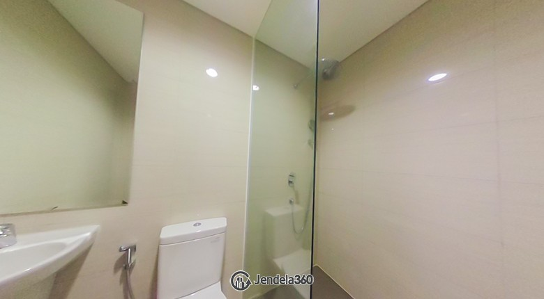 Bathroom Ciputra International Puri Apartment