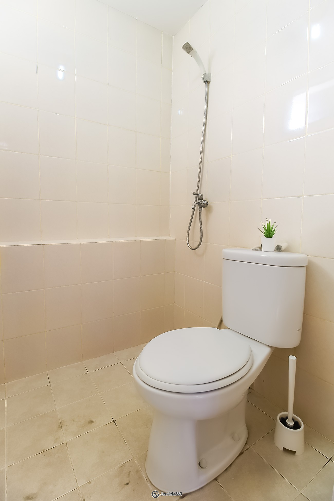 Bathroom Kalibata City Green Palace