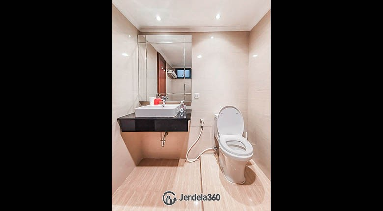 Bathroom Apartemen Sudirman Tower Condominium (Aryaduta Suites Semanggi)