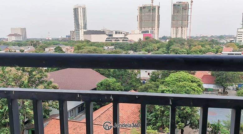 Bathroom Kebagusan City Apartment Apartment