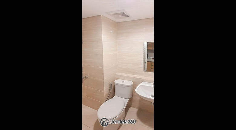 Bathroom Springwood Residence Apartment