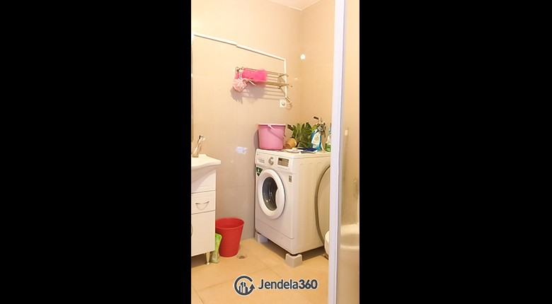 Bathroom Apartemen Cosmo Terrace - Thamrin City