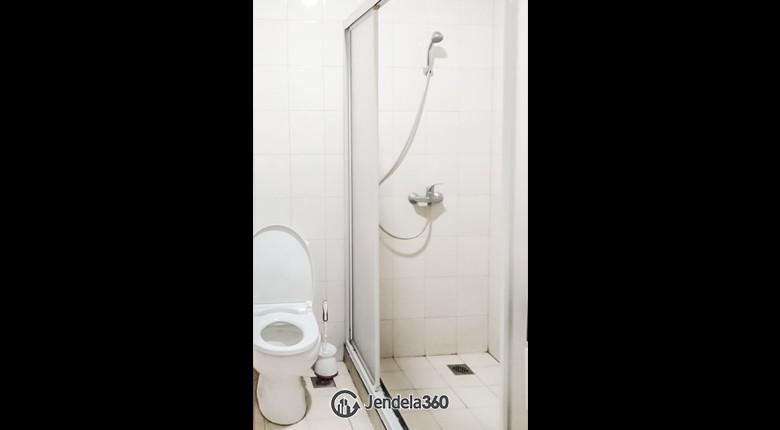 Bathroom Sahid Sudirman Residence