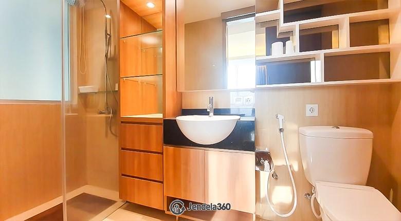 Bathroom Kemang Village Apartment Apartment