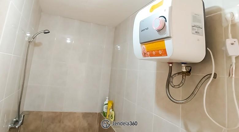 Bathroom Apartemen Silkwood Residence