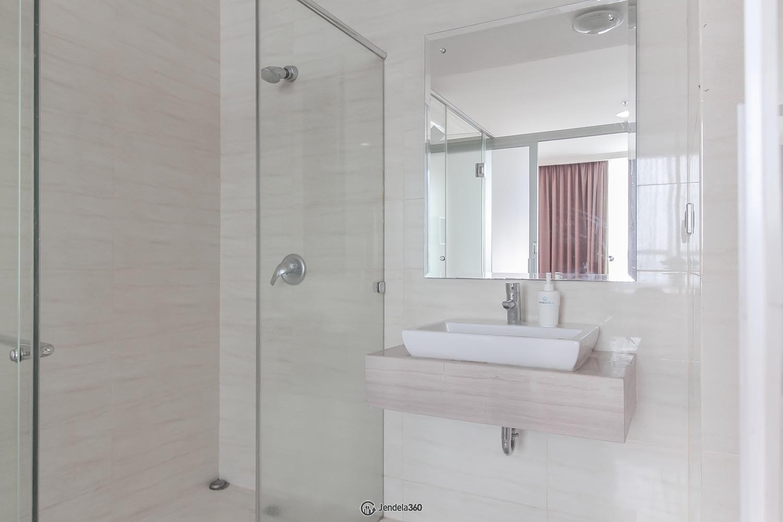 Bathroom Ancol Mansion Apartment
