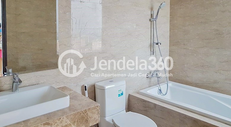Bathroom Apartemen Menteng Park