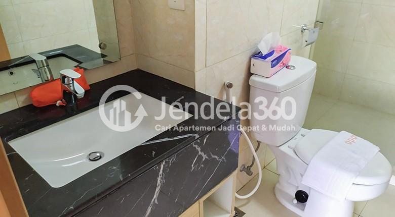 Bathroom The Mansion Kemayoran Jasmine