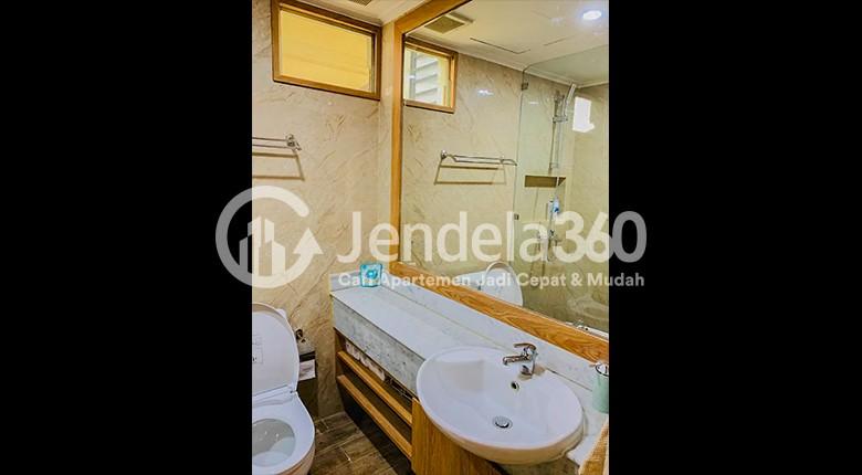 Bathroom Apartemen Slipi Apartment