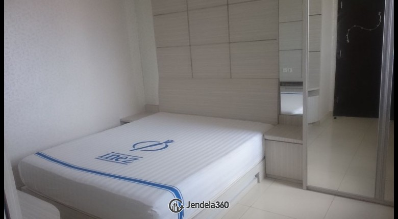 Bed room Apartemen Central Park Apartment 1BR Fully Furnished