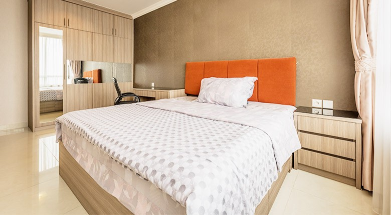 apartemen kuningan city - denpasar residence