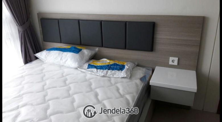 Bedroom 1 Apartemen Woodland Park Residence Kalibata