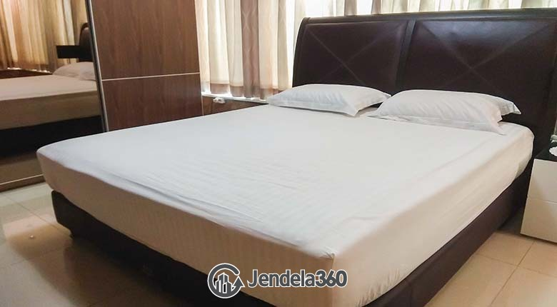 Bedroom 1 Thamrin Residence Apartment 2BR View City