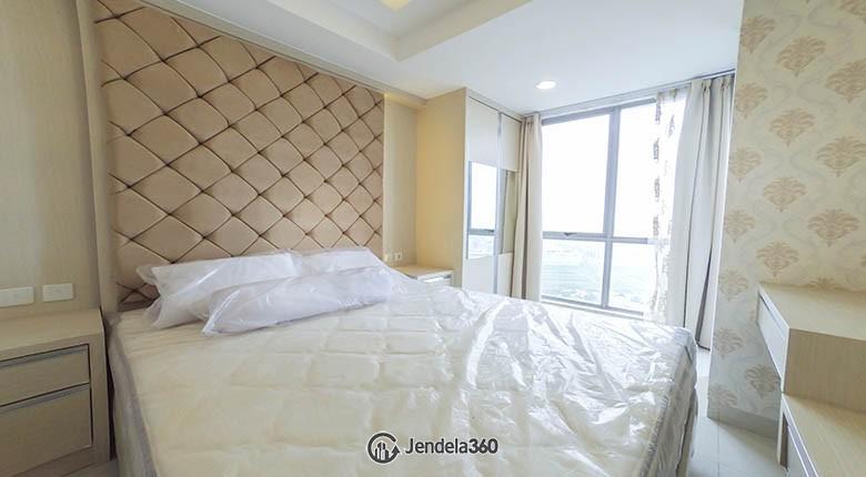 bedroom 1 The Mansion Kemayoran Bougenville