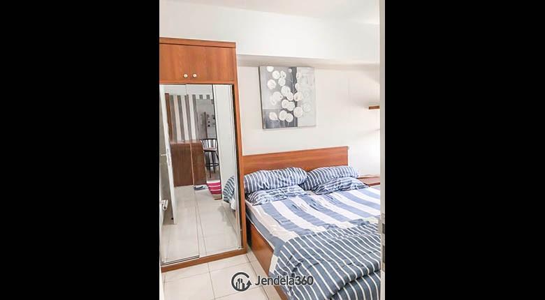 bedroom 1 The Springlake Summarecon Apartment