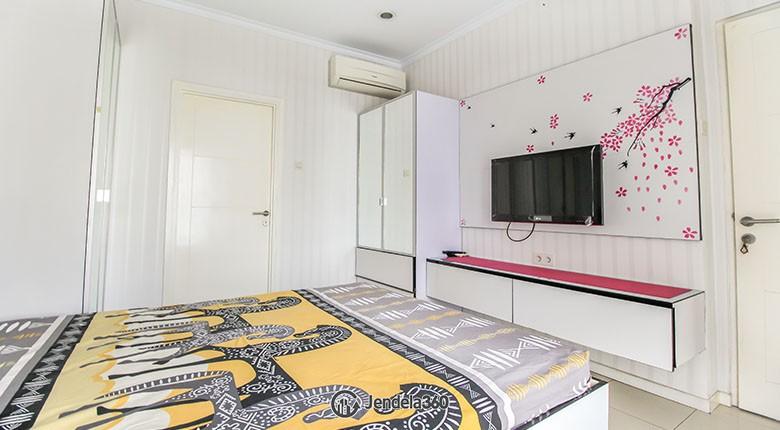 bedroom 1 Royal Mediterania Garden Residence Apartment