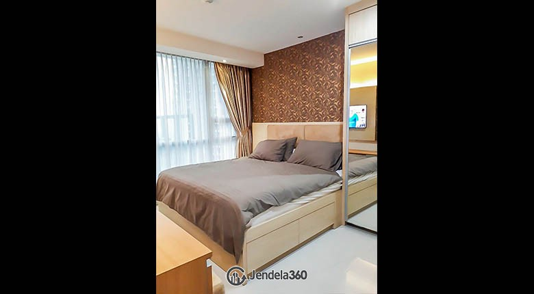 bedroom 1 Kemang Village Apartment