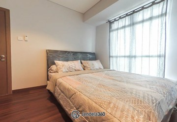 bedroom 1 Apartemen Puri Orchard Apartment