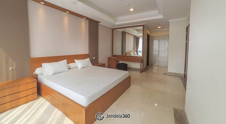 Bedroom 1 Apartemen District 8