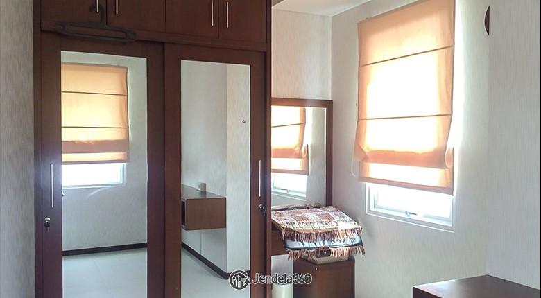 bedroom 1 Apartemen Thamrin Executive Residence