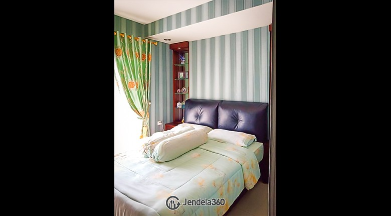 bedroom 1 Cosmo Mansion - Thamrin City Apartment