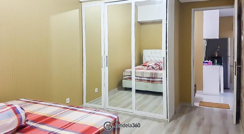 bedroom 1 Bintaro Plaza Residence