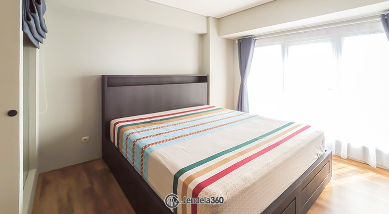Bedroom 1 Maqna Residence Apartment