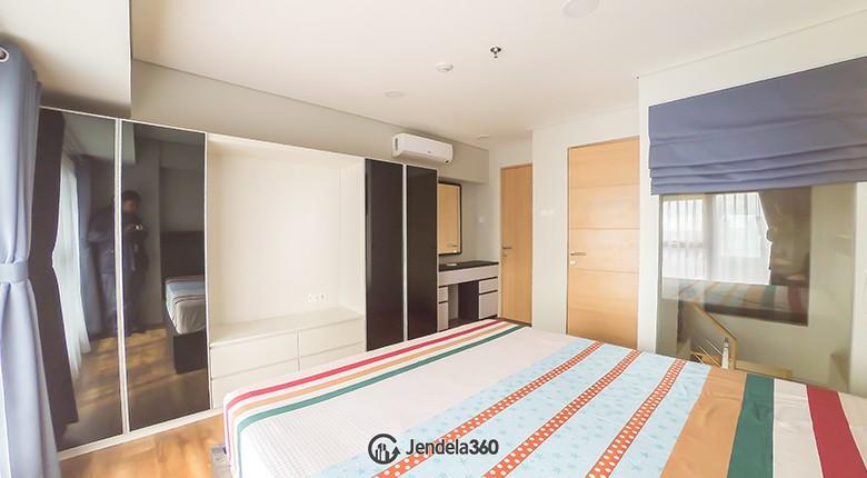 bedroom 1 Maqna Residence Apartment