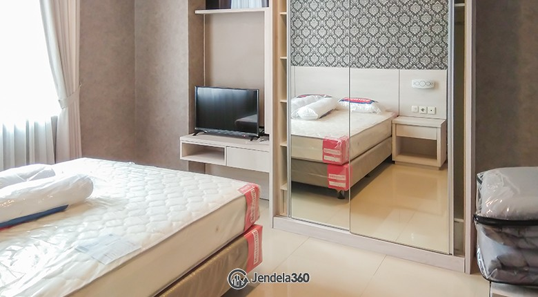 bedroom 1 Thamrin Residence Apartment Apartment