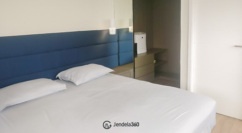 Bedroom 1 Apartemen 1 Park Residences