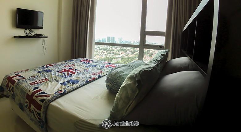 Bedroom 1 ST Moritz Apartment