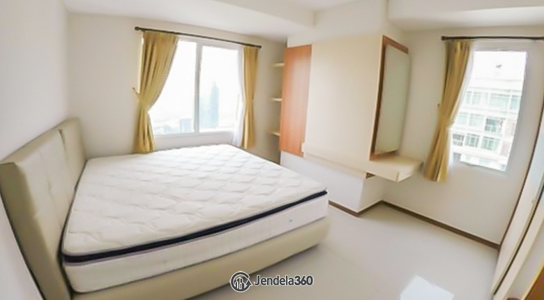 Bedroom 1 Apartemen Thamrin Executive Residence