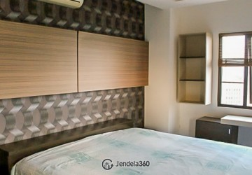 Puri Garden Apartment 3BR Semi Furnished