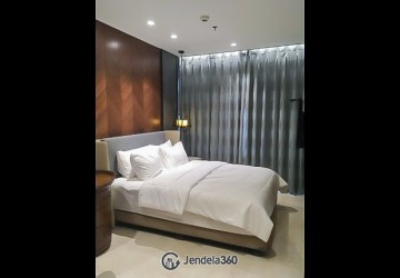 Ciputra World 2 Apartment 2BR View city