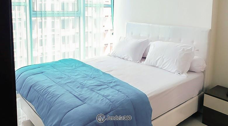 Bedroom 1 Apartemen Brooklyn Alam Sutera Apartment