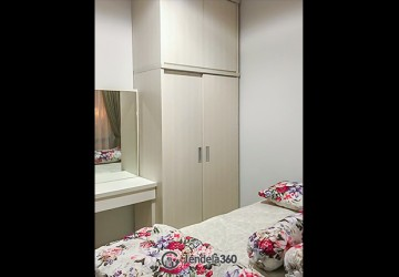 The Mansion Kemayoran Bougenville 2BR View City